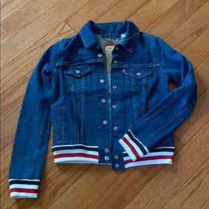 Levi's Original Rib Trim Trucker Jacket